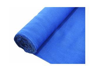 Deko-Stoff Rupfen blau   1.30/1m