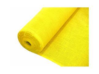 Deko-Stoff Rupfen gelb  1.30/1m