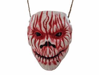 EUROPALMS Halloween Hängender Schädel