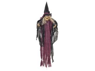 EUROPALMS Halloween Hexe Sofia, 65cm