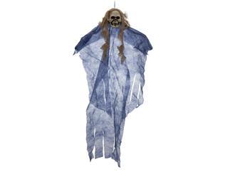 EUROPALMS Halloween Geist, blau, 60cm