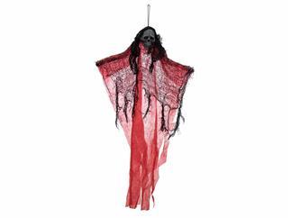 EUROPALMS Halloween Geist, rot, 60cm