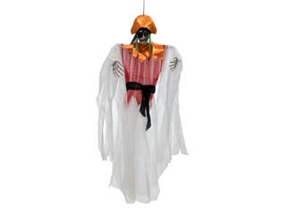 Europalms Halloween Figur Pirat, 120cm
