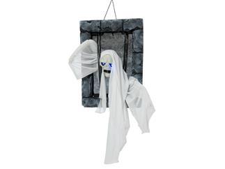Europalms Halloween Figur Geist im Knast, 46cm