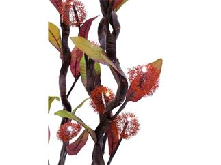 "Blütenzweig ""Melaleuca"" 120cm 20 LEDs"