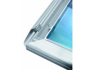 Reklamewand DIN A2 beleuchtet, Aluminium matt, Leuchtrahmen