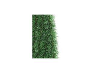 Europalms Tannenbaum, flach, dunkelgrün, 180cm