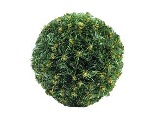 Tannenkugel, grün, 30cm