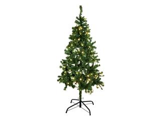 Europalms Tannenbaum, beleuchtet, 210cm