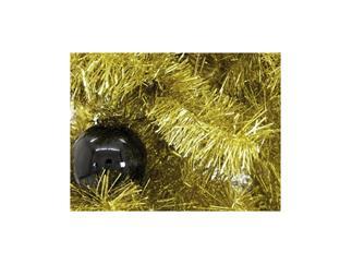 Europalms Kunststoff Tannenbaum Futura gold-metallic / Weihnachtsbaum / Christbaum 210cm