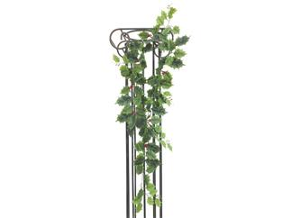 Europalms Stechlaub-Girlande 182cm - Kunstpflanze