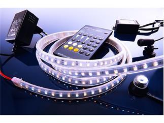 Kapego LED MixIt Set Warm-Weiß + Kalt-Weiß Stripe/Streifen/Band IP65 WW+CW Pro 4,0m