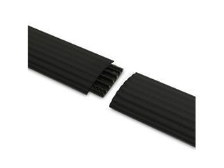 Defender Office - Kabelkanal 4 Kanäle, schwarz