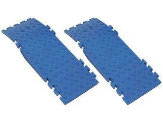 Defender Rollstuhlrampe LINE - Rampenmodul - 1 Linie = 2 Rampenmodule