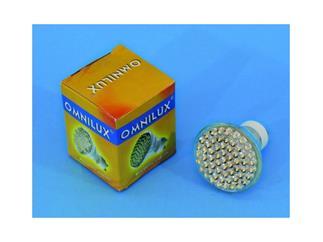 OMNILUX GU-10 230V 60 LED 100° weiß 3000K