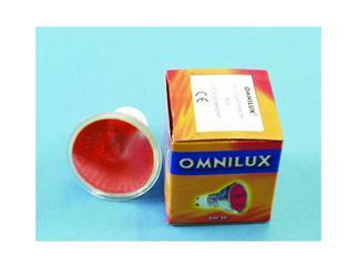 OMNILUX GU-10 230V/50W 2000h 25° rot