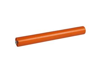 Showtec Baseplate pin 40cm, Orange für Pipe and Drapes
