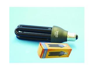 OMNILUX UV Energiesparlampe 25W E-27 3U