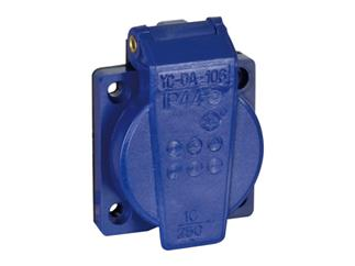 Showtec Chassis 230V/240V VDE Connector Blue