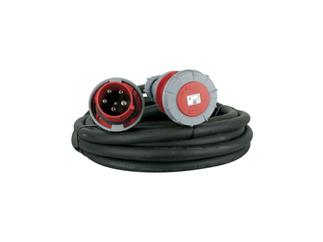 Extension Cable CEE63A/CEE63A 5x10 mm² - 3 x 63A 380V 10m