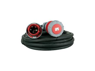 Extension Cable CEE63A/CEE63A 5x10 mm² - 3 x 63A 380V 25m