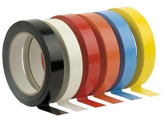 PVC Tape 19mm 66mtr yellow