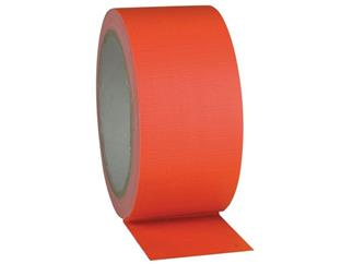 Gaffa tape Neon Orange 25m 50mm