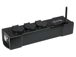 SHOWTEC PowerBOX 3  mit 2,4GHz W-DMX Receiver