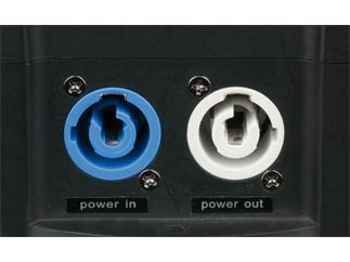 SHOWTEC PowerBOX 3  mit 2,4GHz W-DMX Receiver