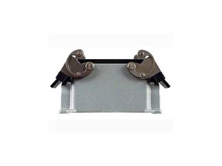 24/108 Pole Chassis Closed Bottom mit Clips