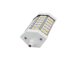 OMNILUX LED R7s 230V 8W 6400K SMD5050 dimmbar, für Baustrahler