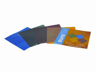 Eurolite Farbfolienset 19x19cm PAR-56 vier Farben