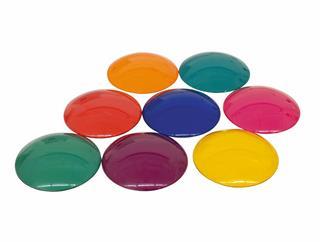 Eurolite Farbkappe für PAR-36, 8 Farben im Set