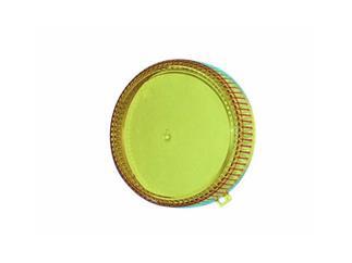 Farbkappe für Techno Strobe, gelb