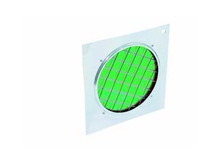 Dichro-Filter grün Rahmen silber für PAR-56