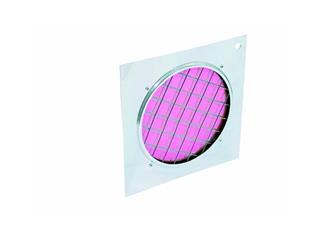 Dichro-Filter magenta Rahmen silber für PAR-56
