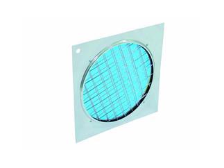 Dichro-Filter blau Rahmen silber PAR-64