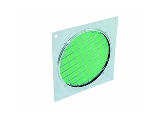 Dichro-Filter grün Rahmen silber PAR-64