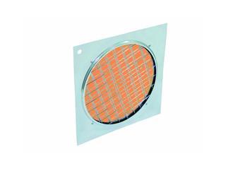 Dichro-Filter orange Rahmen silber PAR-64