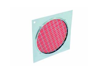 Dichro-Filter rot Rahmen silber PAR-64