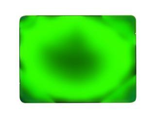 Dichro-Filter grün 258x185x3mm klar