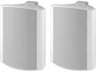 Monacor 2-Wege-Lautsprecherboxen-Paar MKS-88/WS