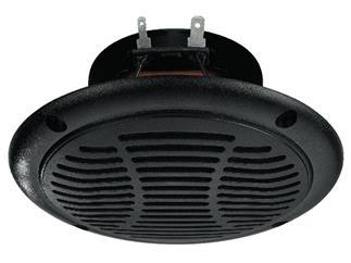 MONACOR SPE-110P/SW Marine-Lautsprecher, IP65, - 120°C