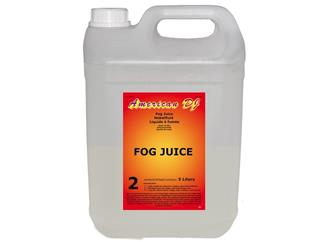 American DJ fog juice 2, Medium, 5 Liter Kanister