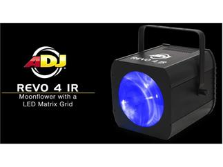 American DJ Revo 4 IR - LED Moonflower Effekt