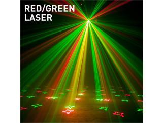ADJ Stinger Gobo - 3 in 1 Effekt  LED-Gobo-Effekt / Strobe Chaser / Laser