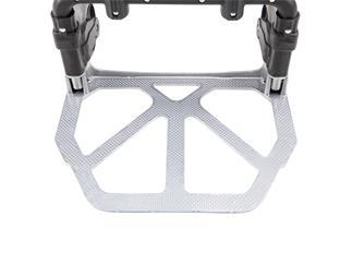 Adam Hall Accessories PORTER - Zusammenklappbarer Trolley mit verriegelbarem Ausziehgriff