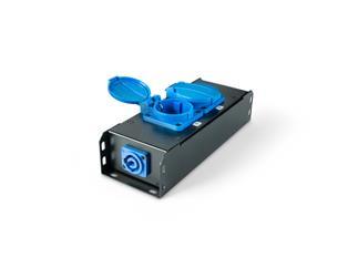 Adam Hall Accessories PROPORT 2 P - Stromverteiler 2 x IP54 + Power Twist I/O