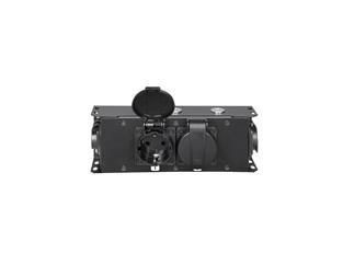 Adam Hall Accessories PROPORT 2 T - STROMVERTEILER 2x IP54 + POWER TWIST TR1 IN/OUT