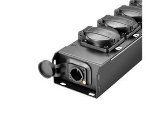 Adam Hall Accessories PROPORT 6 T - STROMVERTEILER 6x IP54 + POWER TWIST TR1 IN/OUT